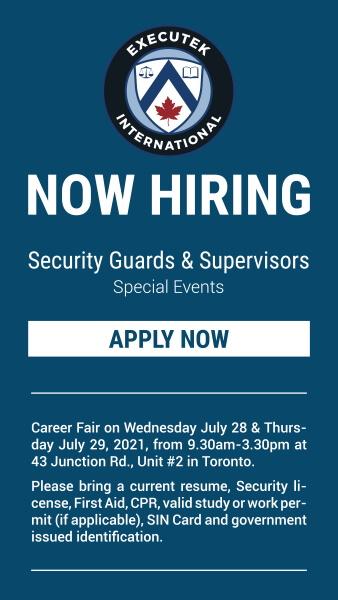 executek international - now hiring 2021