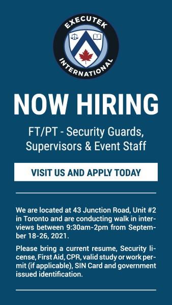 executek hiring now 2021